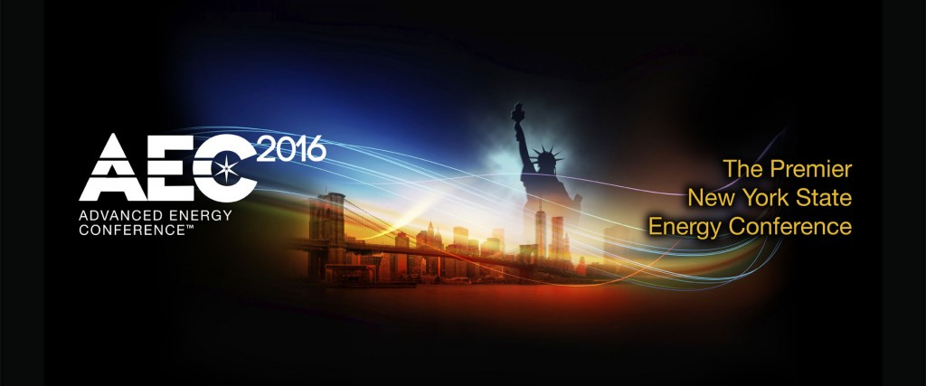 Advanced Energy Conference 2016 @ Jacob Javits Convention Center | New York | New York | United States