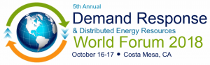 5th Annual Demand Response and Distributed Energy Resources World Forum 2018 @ Crowne Plaza Costa Mesa Orange County | Costa Mesa | California | United States