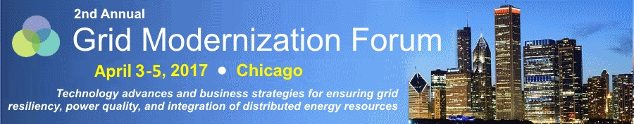 2nd Annual Grid Modernization Forum @ Conference Chicago at University Center, Chicago, IL | Chicago | Illinois | United States