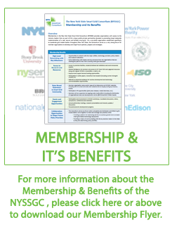 NYS SmartGrid - Membership Benefits